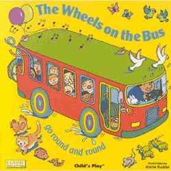Wheels On the Bus English Big Book
