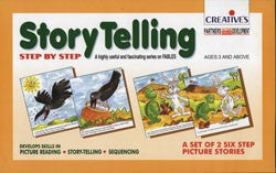 Story Telling Step-by-Step Set 1