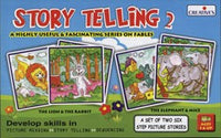 Story Telling Step-by-Step Set 2