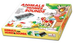 Animals Their Homes & Sounds