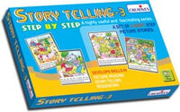 Story Telling Step-by-Step Set 3