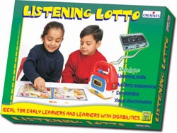 Listening Lotto Game
