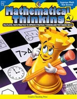 Mathematical Thinking Level A Grades 1-2