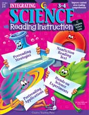 Integrating Science with Reading Instruction Grades 3-4
