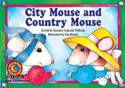City Mouse Country Mouse Level D Big Book