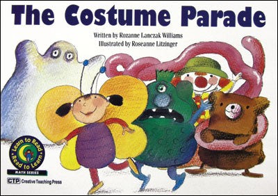 Costume Parade Student Book Pk/6