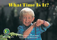 What Time Is It? Level D Student Book Set