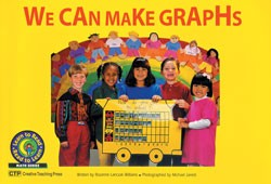 We Can Make Graphs Level G Big Book