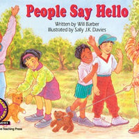 People Say Hello Student Book Set