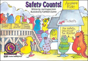 Safety Counts Lev D 6 Student Books