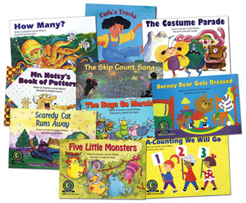 Math Big Book Set