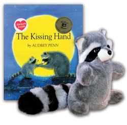 Kissing Hand, The Hardcover Book