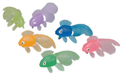 Transparent Color Goldfish