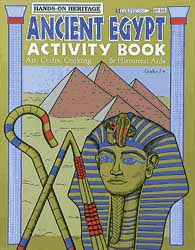 Ancient Egypt Activity Book