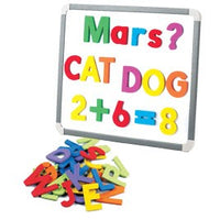 Foam Magnetic Letters Lowercase