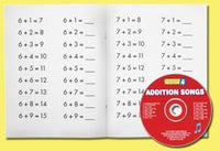 Addition Songs Audio CD