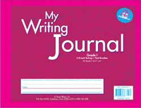 My Writing Journal Grades 3-4