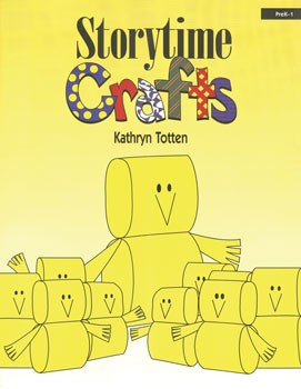 Storytime Crafts Workbook