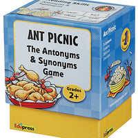 Ant Picnic: The Antonyms & Synonyms Game