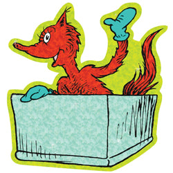 Dr. Seuss Fox in a Box Cut-outs 5""
