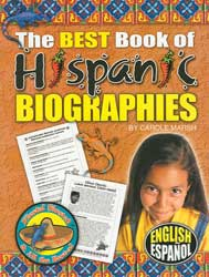 Best Book of Hispanic Biographies Bilingual
