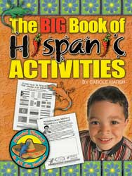 Big Book of Hispanic Activities Bilingual