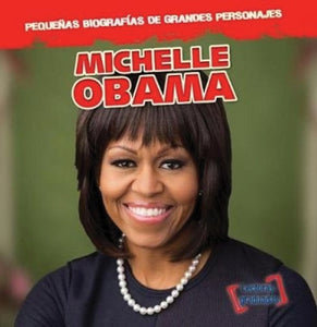 Little Biographies of Big People: Michelle Obama Span HDCVR