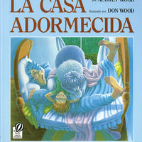 Napping House Spanish Paperback Book