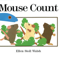 Mouse Count Hardcover Book