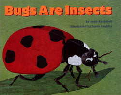 Bugs Are Insects Stage 1 Paperback Book