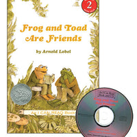 Frog & Toad Are Friends Book & Audio CD