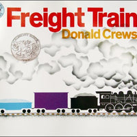Freight Train Big Book