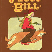 Pecos Bill Paperback Book