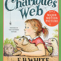 Charlotte's Web Paperback Book