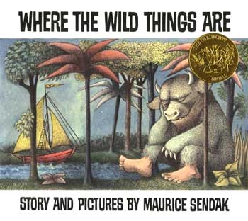 Where the Wild Things Are Paperback Book