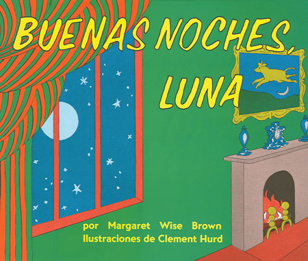 Goodnight Moon Spanish Paperback Book