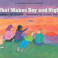 What Makes Day and Night Stage 2 Paperback Book