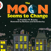 Moon Seems to Change Stage 2 Paperback Book