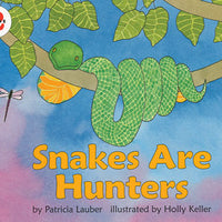 Snakes Are Hunters Stage 2 Paperback Book