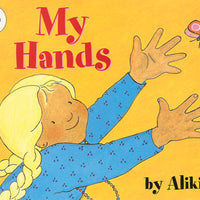My Hands Stage 1 Paperback Book