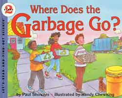 Where Does the Garbage Go? Stage 2 Paperback Book