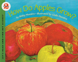 How Do Apples Grow? Stage 2 Paperback Book