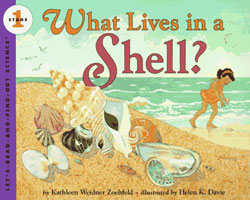 What Lives in a Shell? Stage 1 Paperback Book