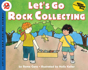 Let's Go Rock Collecting Stage 2 Paperback Book