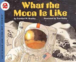 What the Moon Is Like Stage 2 Paperback Book
