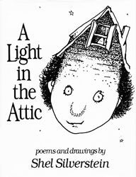 Light in the Attic Hardcover Book & CD