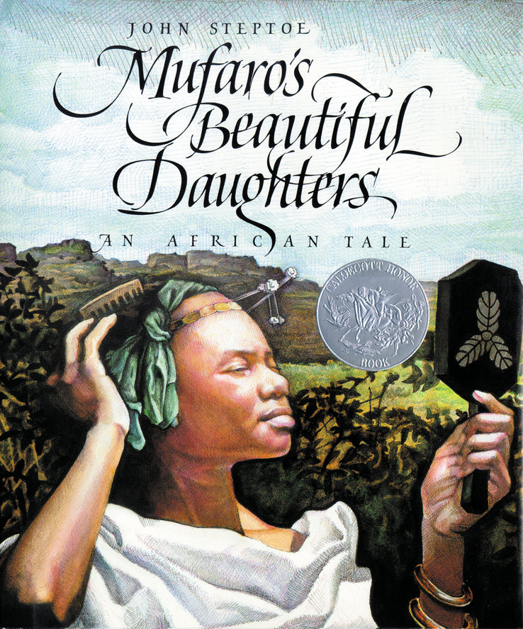 Mufaro's Beautiful Daughters Hardcover Book