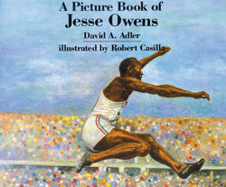 Jesse Owens Picture Book Paperback
