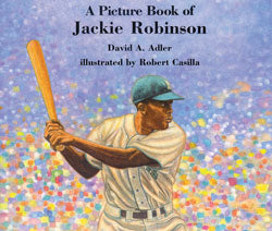 A Picture Book of Jackie Robison Paperback