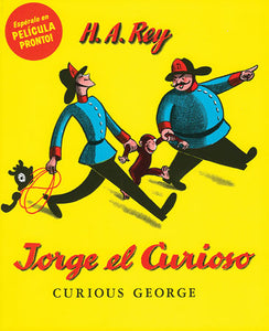 Curious George Spanish Paperback Book
